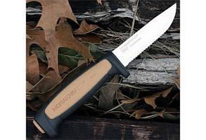 Нож MORAKNIV ROPE  серрнейтор (12245), фото 2