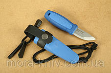 Нож morakniv (мора) Eldris Colour Mix 2.0 Blue (12631), фото 3