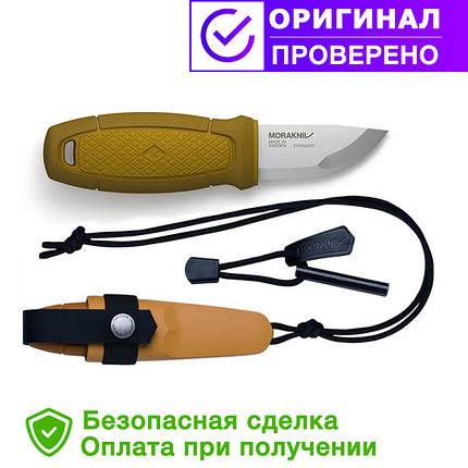 Нож morakniv (мора) Eldris Colour Mix 2.0 Yellow (12632), фото 2