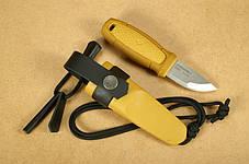 Нож morakniv (мора) Eldris Colour Mix 2.0 Yellow (12632), фото 3