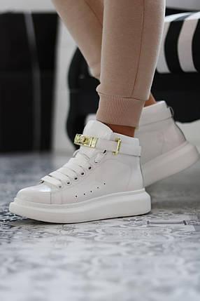 "Кросівки Alexander McQueen ""Білі"", фото 2"