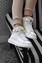 "Кросівки Alexander McQueen ""Білі"", фото 3"