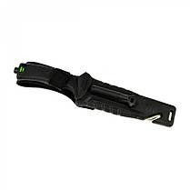 Нож выживания Ganzo (black) G8012-BK, фото 3