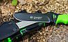 Нож выживания Ganzo (green) G8012-LG, фото 3