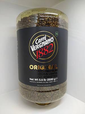 Caffe Vergnano ORIGINAL 1882 Cristal (Верньяно Кристал) - Зерновой кофе