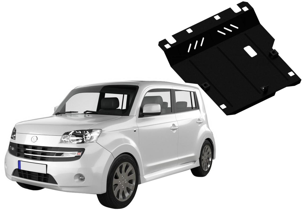 Защита двигателя Daihatsu Materia 2006-2011