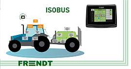 Системи управління внесенням продуктів Raven ISOBUS
