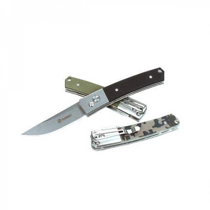 Нож GANZO (ганзо) G7361-BK черный, фото 2