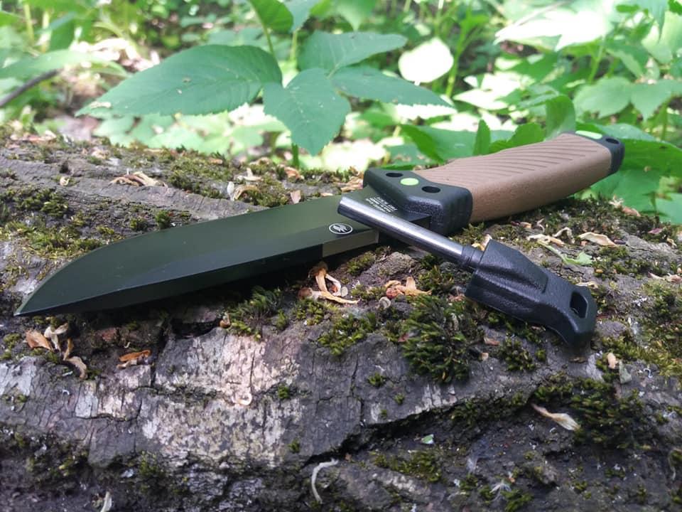 Нож Firebird  by Ganzo (ганзо) F803-DY (койот)
