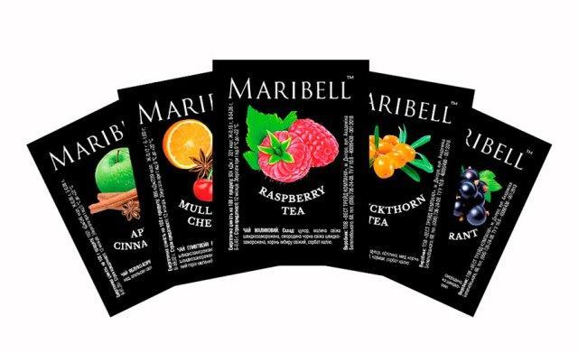 Чай концентрат растворимый Maribell.