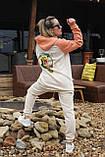 Спортивный костюм женский с начесом 42-44,46-48, фото 5