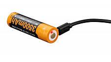 Аккумулятор 18650 Fenix ARB-L18-3500U (3500 mAh), фото 2