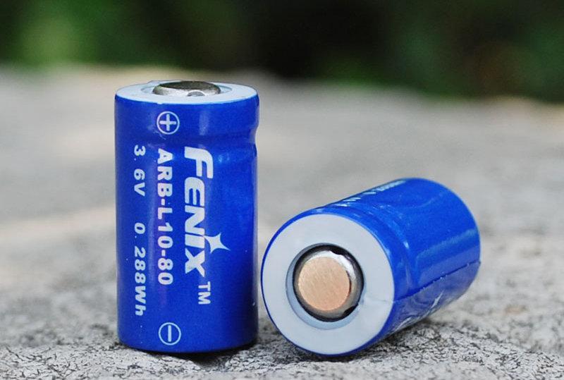 Запасной аккумулятор к Fenix UC02 (ARB-L10-80)