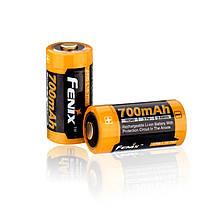 Аккумулятор 16340 Fenix ARB-L16 (700mAh), фото 3