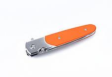 Нож Ganzo G743-1 ( оранжевый), фото 2
