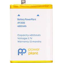 Аккумулятор PowerPlant OPPO A9 2020 (BLP727) 4800mAh