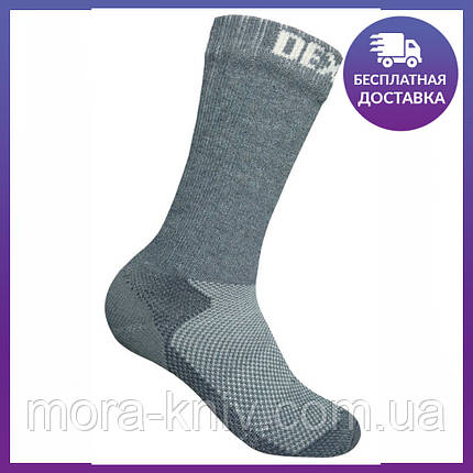 Водонепроницаемые носки DexShell Terrain Walking Socks DS828HGL, фото 2