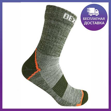 Водонепроницаемые носки DexShell Terrain Walking Ankle Socks, DS848HPGS, фото 2
