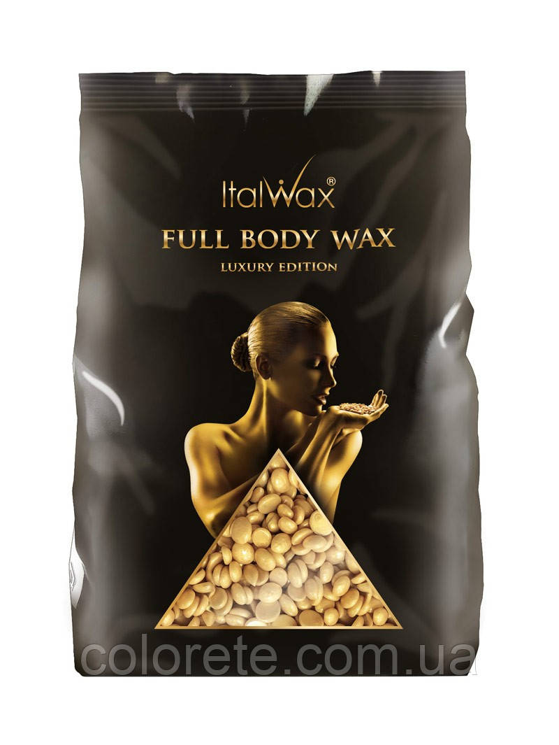 ItalWax Full Body Wax (Cleopatra) полимерный воск в гранулах, 1кг.