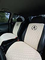 Накидки на сиденья с логотипом Acura