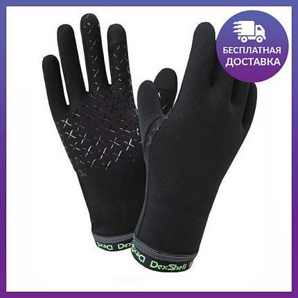 Водонепроницаемые перчатки DexShell Drylite (RealTree® MAX-5®) DG9946BLKLXL, фото 2