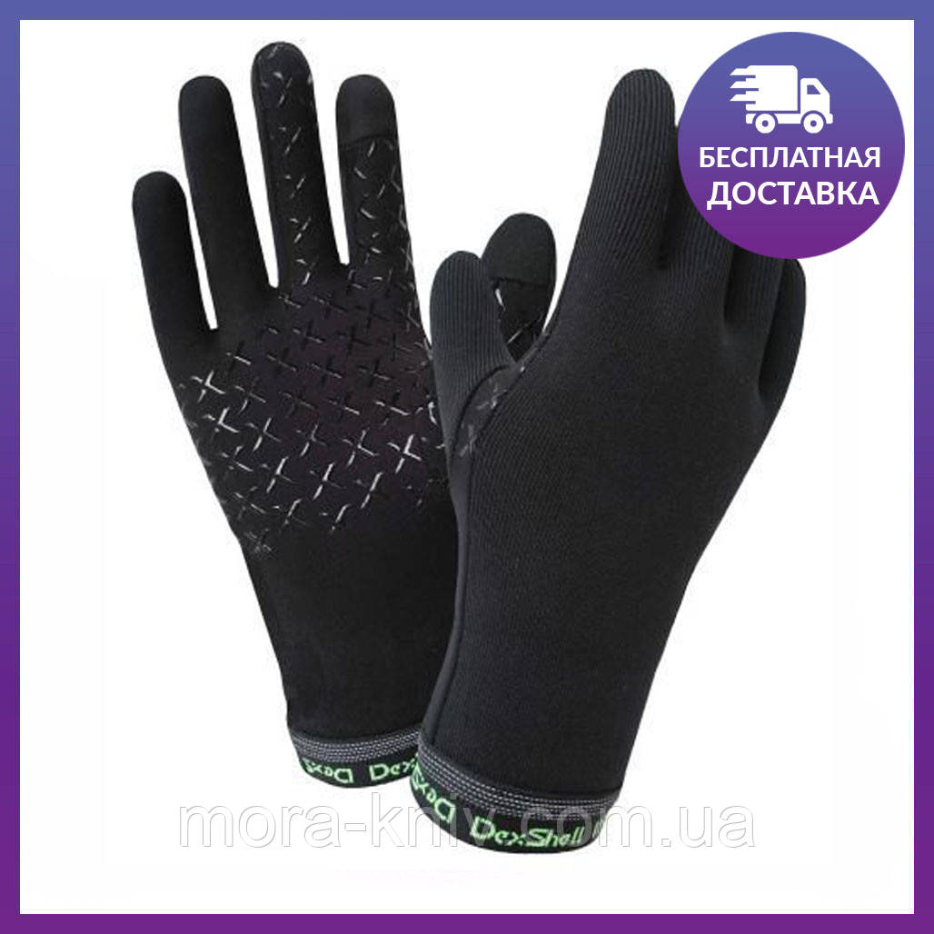 Водонепроницаемые перчатки DexShell Drylite (RealTree® MAX-5®) DG9946BLKSM