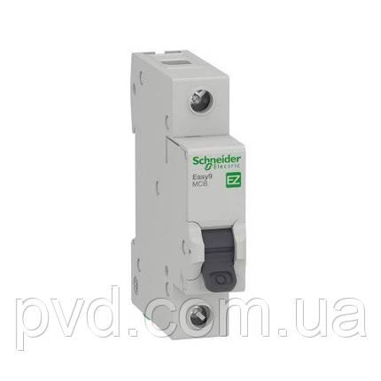 Автоматический выключатель, 1Р, 63А, С, 4,5кА, EZ9 Schneider Electric, фото 2