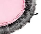 Зимовий конверт Bair Arctic з подовженням рожевий, фото 9