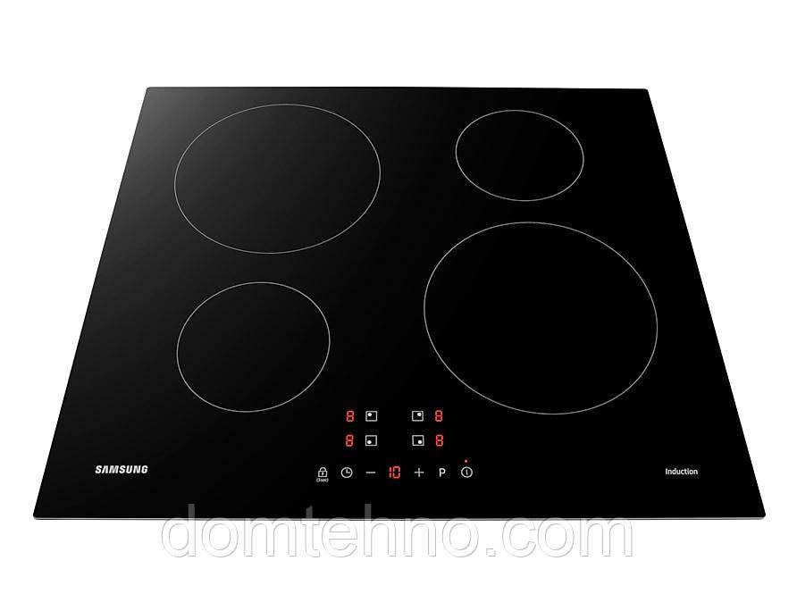 Індукційна плита Samsung NZ64M3NM1BB