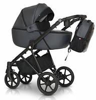 Детская коляска универсальная 3 в 1 Verdi Makan Elektro 02 grey, серый (Верди Макан Электро, Польша)