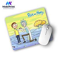 Коврик для мышки Рик и Морти (Rick and Morty) (25108-1233), фото 1