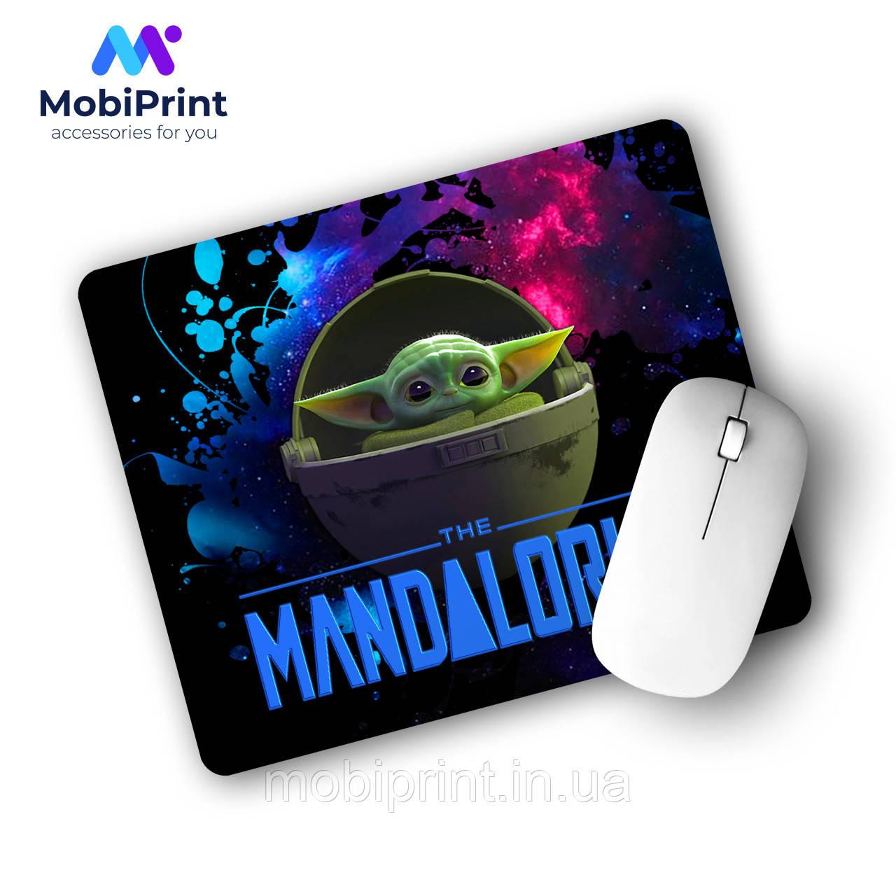 Килимок для мишки Мандалорец (The Mandalorian) (25108-1328)