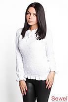 Нежный джемпер женский, фото 3