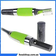Триммер универсальный Micro Touch Max - бритва для носа и ушей Микро Тач Макс, фото 3
