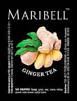 Чай концентрат Імбирний TM Maribell 50г, 25шт/уп,100шт/ящ, фото 1