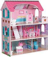Ляльковий будиночок, кукольный домик для барби AVKO Вілла Флоренція