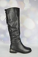 Кожаные женские зимние сапоги Lady Marcia