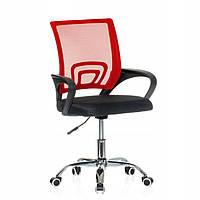 Кресло компьютерное молодежное SMART Красное