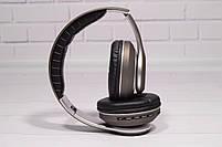 Наушники беспроводные JBL V33 Bluetooth (навушники джи би ель) коричневый, фото 5