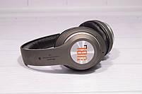 Наушники беспроводные JBL V33 Bluetooth (навушники джи би ель) коричневый, фото 4
