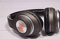 Наушники беспроводные JBL V33 Bluetooth (навушники джи би ель) коричневый, фото 6