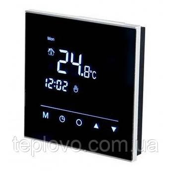 Програмований Терморегулятор Warm Life, сенсорний програматор для теплої підлоги