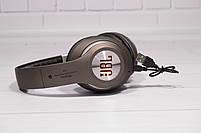Наушники беспроводные JBL V33 Bluetooth (навушники джи би ель) коричневый, фото 9
