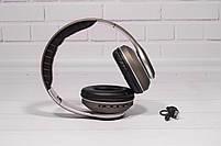 Наушники беспроводные JBL V33 Bluetooth (навушники джи би ель) коричневый, фото 10