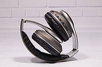 Наушники беспроводные JBL V33 Bluetooth (навушники джи би ель) коричневый, фото 7