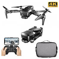 Квадрокоптер VISUO K1 Pro - дрон с 4K и HD-камерами, 5G WI-FI, GPS, FPV, 1,6 км, до 30 мин. с кейсом