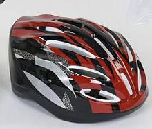 Детский защитный шлем КРАСНЫЙ арт. 31980