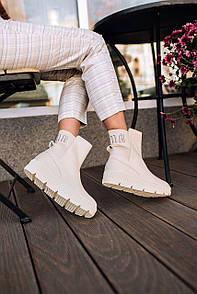 "Жіночі черевики PUMA FENTY BY RIHANNA CHELSEA SNEAKER B00T ""VANILLA ICE"""