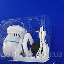Электрическая пемза для гигиены ног Pedi Vac, фото 3
