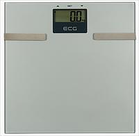 Ваги побутові фітнес 5 в 1 ECG OV 126 Glass 150 кг., фото 1